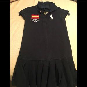 Girls Ralph Lauren dress